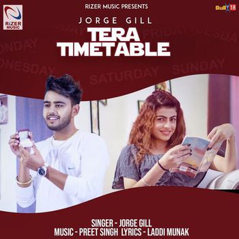 Tera Time Table 2018 Jorge Gill Listen To Tera Time