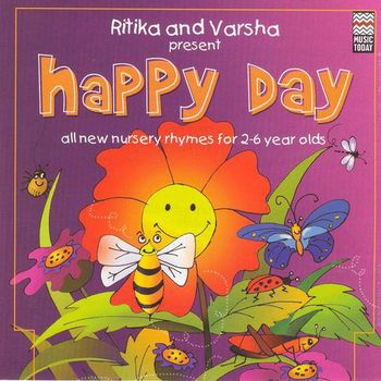 Happy Day - All New Nursery Rhymes for 2-6 Year Olds - Ritika ...
