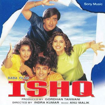 Image result for ishq 1997