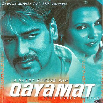 Qayamat hindi movie all mp3 song