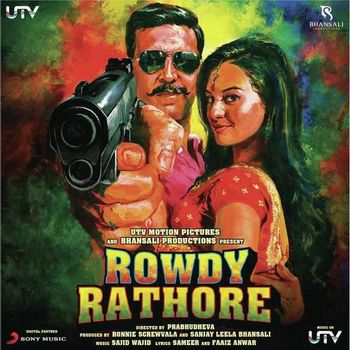 Total mp3 songs: rowdy rathore [2012] [mp3 songs].