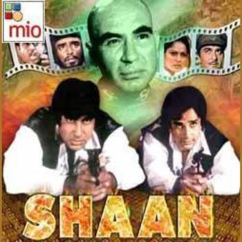 Shaan hindi movie songs