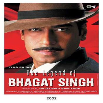 Image result for the legend of bhagat singh 2002 movie